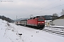 """LEW 18960 - DB Regio """"143 211-1"""" 06.02.2003 - Rodenbach (bei Haiger)Dieter Römhild"""