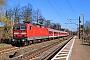 """LEW 18960 - DB Regio """"143 211-1"""" 23.03.2012 - FlintbekJens Vollertsen"""