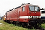 "LEW 18963 - DB Regio ""143 214-5"" 04.07.1999 - Leipzig-Engelsdorf, BetriebswerkOliver Wadewitz"