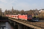 """LEW 18964 - DB Regio """"143 215-2"""" 03.01.2008 - Wetter (Ruhr)Ingmar Weidig"""