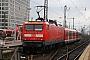 "LEW 18964 - DB Regio ""143 215-2"" 11.12.2009 - Dortmund, HauptbahnhofJens Böhmer"