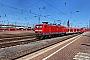 """LEW 18964 - DB Regio """"143 215-2"""" 30.06.2015 - Dortmund, HauptbahnhofErnst Lauer"""