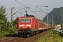 "LEW 18965 - DB Regio ""143 216-0"" 24.08.2005 - RheinbrohlWolfgang Kollorz"