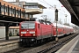 "LEW 18965 - DB Regio ""143 216-0"" 14.02.2014 - Trier, HauptbahnhofLeo Stoffel"