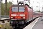 """LEW 18969 - DB Regio """"143 220-2"""" 15.10.2004 - Erfurt, HauptbahnhofTorsten Frahn"""