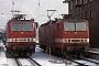 """LEW 18973 - DB AG """"143 224-4"""" 03.01.1997 - Berlin-LichtenbergIngmar Weidig"""