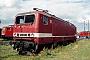 "LEW 18973 - DB Regio ""143 224-4"" 29.08.1999 - Leipzig-Engelsdorf, BetriebswerkOliver Wadewitz"
