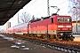 """LEW 18974 - DB Regio """"143 225-1"""" 21.02.2011 - GubenFrank Gutschmidt"""