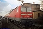 """LEW 18975 - DB Regio """"143 226-9"""" 05.02.2005 - AnnaburgHarald Neumann"""