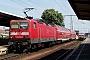 """LEW 19542 - DB Regio """"143 300-2"""" 13.05.2008 - CottbusHannes Müller"""