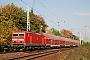 """LEW 19542 - DB Regio """"143 300-2"""" 10.10.2007 - Berlin, Grünauer KreuzSebastian Schrader"""