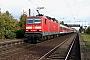 "LEW 19544 - DB Regio ""143 302-8"" 24.10.2006 - BarntenMichael Uhren"