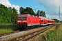 """LEW 19545 - DB Regio """"143 303-6"""" 21.06.2009 - SildemowChristian Graetz"""