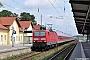 "LEW 19545 - DB Regio ""143 303-6"" 17.06.2011 - NeustrelitzAndreas Görs"