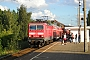 "LEW 19545 - DB Regio ""143 303-6"" 13.08.2011 - Rostock, HolbeinplatzStefan Thies"