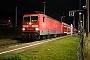 """LEW 19545 - DB Regio """"143 303-6"""" 27.11.2007 - SassnitzMichael Uhren"""