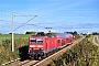 "LEW 19545 - DB Regio ""143 303-6"" 29.09.2013 - Papendorf-GragetopshofChristian Graetz"