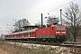 """LEW 19547 - DB Regio """"143 305-1"""" 06.04.2011 - Guben SüdFrank Gutschmidt"""