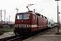 "LEW 19548 - DB Regio ""143 306-9"" 08.04.2000 - Cottbus, BahnhofOliver Wadewitz"