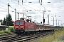 """LEW 19548 - DB Regio """"143 306-9"""" 25.07.2010 - Coswig (bei Dresden)Andreas Görs"""