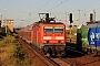 """LEW 19548 - DB Regio """"143 306-9"""" 19.08.2009 - Berlin-SchönefeldSebastian Schrader"""