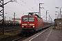 """LEW 19549 - DB Regio """"143 307-7"""" 29.11.2008 - Dresden-FriedrichstadtJens Böhmer"""
