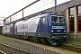 """LEW 19549 - RBH Logistics """"132"""" 06.08.2014 - Seddin, BetriebswerkWerner Giebel"""