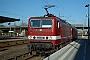 """LEW 19550 - DB Regio """"143 308-5"""" 03.02.2002 - DessauGildo Scherf"""