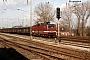 """LEW 19551 - DR """"143 309-3"""" 19.03.1993 - Halle (Saale)-DieskauManfred Uy"""