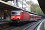 "LEW 19551 - DB Regio ""143 309"" 10.10.2009 - Wuppertal, HauptbahnhofJens Böhmer"