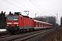 """LEW 19551 - DB Regio """"143 309"""" 02.01.2010 - KorschenbroichPatrick Böttger"""
