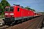 "LEW 19552 - DB Regio ""143 310-1"" 06.05.2011 - Heilbad HeiligenstadtDieter Römhild"