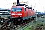 """LEW 19553 - DB Regio """"143 311-9"""" 08.12.2002 - Mannheim, HauptbahnhofErnst Lauer"""