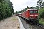 "LEW 19553 - DB Regio ""143 311-9"" 29.07.2011 - Lübeck-Travemünde, StrandFelix Bochmann"