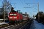 "LEW 19556 - DB Regio ""143 314-3"" 07.01.2009 - Kupfermühle, HaltepunktLukas Gerber"