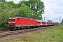 """LEW 19556 - DB Regio """"143 314"""" 29.05.2014 - Alt DuvenstedtJens Vollertsen"""