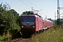 """LEW 19557 - DB Regio """"143 315-0"""" 15.08.1999 - Lauffen (Neckar)Udo Plischewski"""