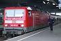 """LEW 19559 - DB Regio """"143 317-6"""" 13.03.2002 - Düsseldorf, HauptbahnhofRalf Theissen"""