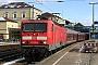 """LEW 19560 - DB Regio """"143 318-4"""" 12.02.2009 - RegensburgWolfgang Kollorz"""
