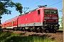 "LEW 19563 - DB Regio ""143 321-8"" 24.05.2009 - bei BelzigRudi Lautenbach"