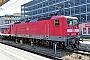"""LEW 19563 - DB Regio """"143 321-8"""" 19.04.2015 - Aschaffenburg, HauptbahnhofErnst Lauer"""