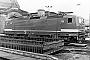 """LEW 19564 - DR """"243 322-5"""" 26.03.1988 - Dresden, HauptbahnhofWolfram Wätzold"""
