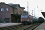 """LEW 19571 - DR """"143 329-1"""" 10.04.1992 - Arnstadt, HauptbahnhofIngmar Weidig"""