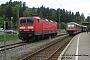 """LEW 19574 - DB Regio """"143 332-5"""" 25.05.2008 - Neustadt (Schwarzwald)Ralf Fischer"""