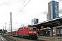 """LEW 19574 - DB Regio """"143 332-5"""" 01.10.2008 - Freiburg (Breisgau), HauptbahnhofMartin Weidig"""
