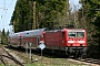"LEW 19574 - DB Regio ""143 332-5"" 25.04.2009 - Feldberg-BärentalWolfgang Kollorz"