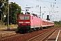 """LEW 19575 - DB Regio """"143 333-3"""" 06.08.2008 - RuhlandJens Böhmer"""