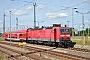 """LEW 19575 - DB Regio """"143 333-3"""" 24.08.2013 - AngermündeFelix Bochmann"""