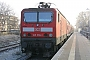 """LEW 19576 - DB Regio """"143 334-1"""" 10.12.2003 - Schwedt (Oder)Hans Joachim Schulz"""