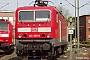 """LEW 19577 - DB Regio """"143 335-8"""" 22.04.2007 - Braunschweig, BetriebswerkStefan Sachs"""